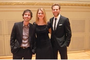 Michael Siegenthaler , Carole Rentsch, Adrian Michel